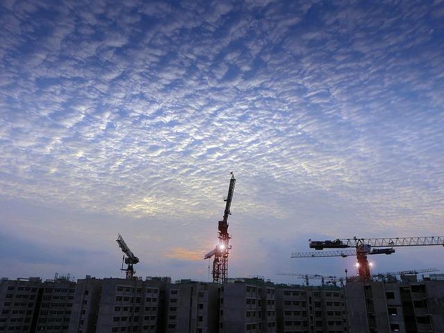 România, în plin boom al construcției de locuințe noi