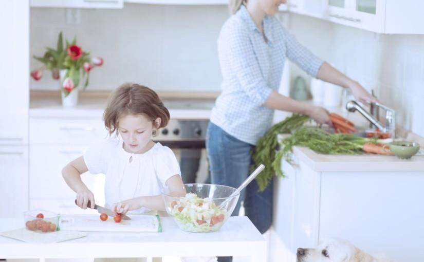 5 ponturi pentru o amenajarea unei bucătării perfecte